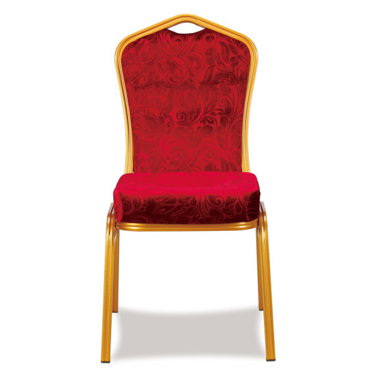 Stackable Restaurant Banquet Iron Chair supplier