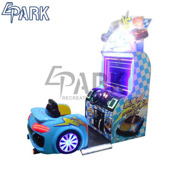 China Epark Speed Racing Car Simulator Camera Function Card