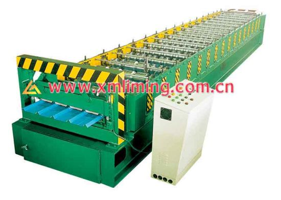 Roll Forming Making Machine for Roof Profile