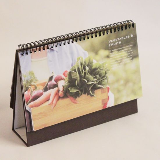 Custom Triangle Desk 2020 Calendar Printing