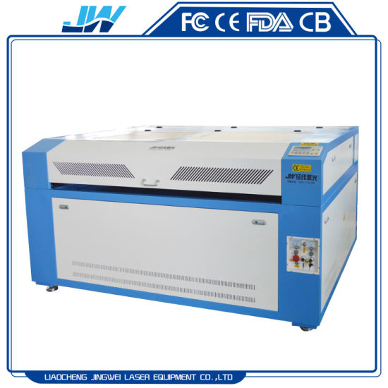 China Supplier 80W 100W 130W 150W180W 1610 CO2 Laser Engraving and Cutting Machine with CCD