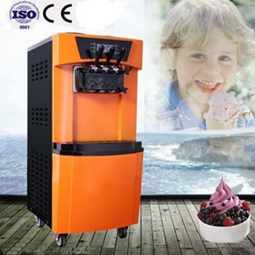 Ce Approved Commercial Ice Cream Machines Soft Serve pictures & photos