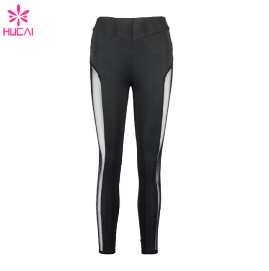 Mesh Breathable Sexy Yoga Pants