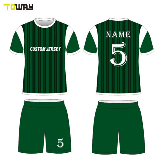 efab0ee3f1bb3 China Wholesale Custom Youth Red White Soccer Jersey - China Soccer ...