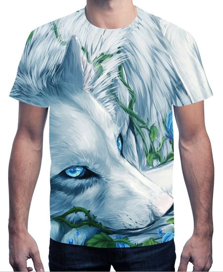 Animal Print T-Shirts for Lovers