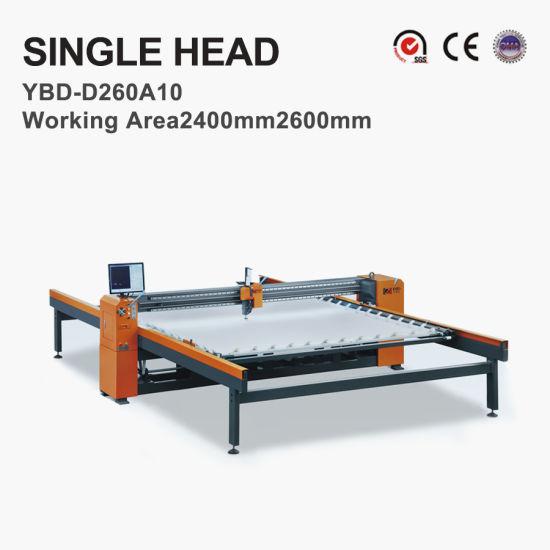Ybd260A10 Single Head Quilting Machine