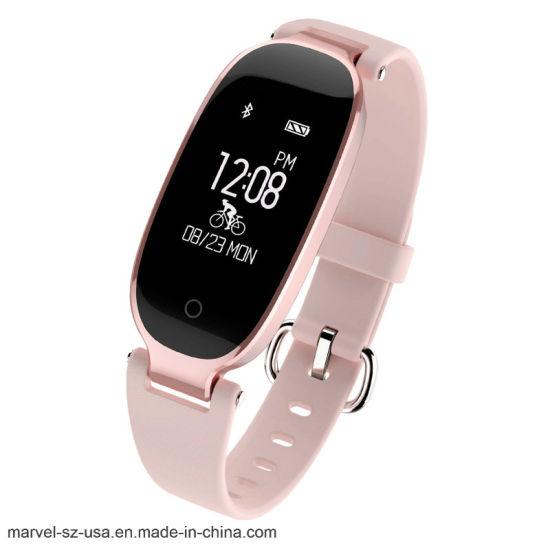 S3 Fashion Smart Band Women Fitness Tracker Wristband Bracelet