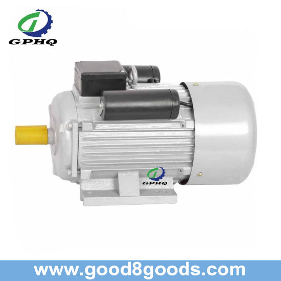Yl Single Phase Dual-Capacitor Electric Motor Ce Certification Electric Capacitor Motor