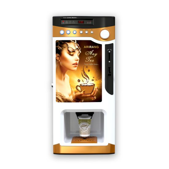 Coffee Vending Machine for Hotels/Restaurants