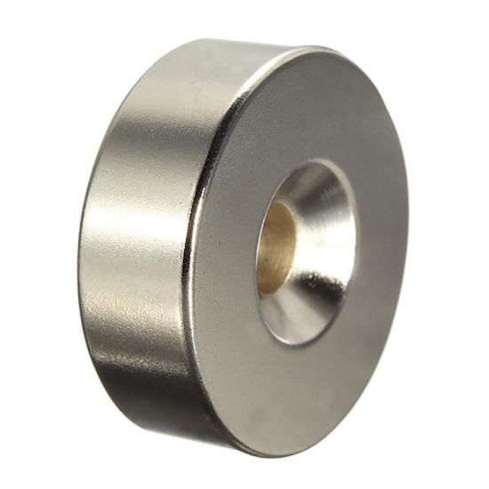 Qualified Industrial Rare Earth Permanent /NdFeB N52 Nickel/Zinc/Zn Coated Neodymium Magnet