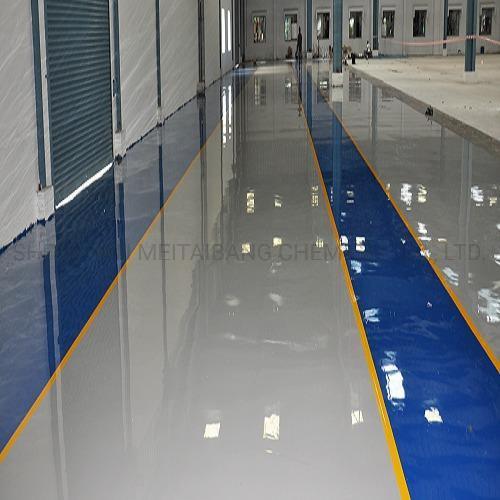 Concrete Garage Floor Leveling Epoxy