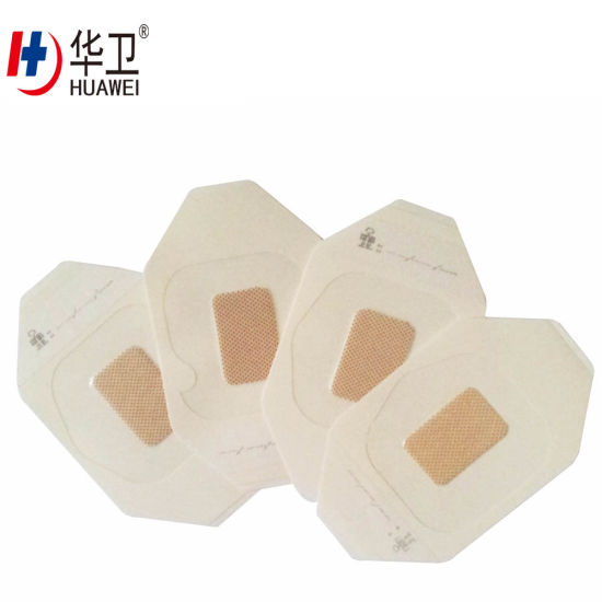 6X7 Medical Waterproof Sterile Transparent Film Wound Dressing