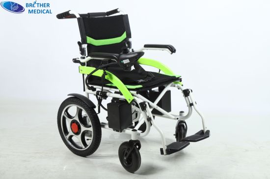 Scooter Deluxe Pg Controller Easy Folding Power Mobility Electric Wheelchair