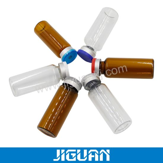 Wholesale Glass Bottles for Medical Industry
