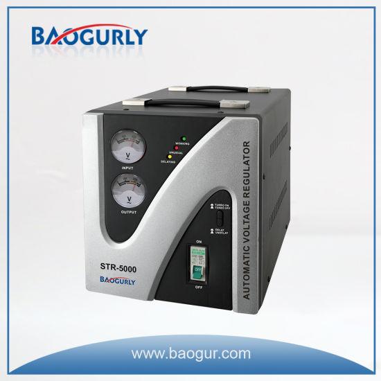 Qasa 5kVA Stabilizer Automatic Voltage Regulator AVR-PRO 5000va