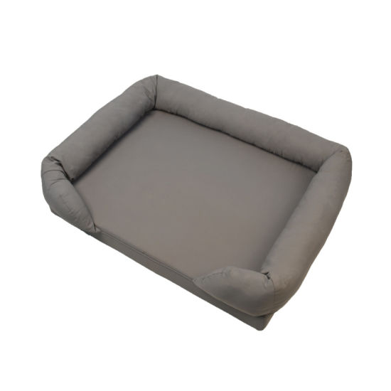 Anti-Slip Rectangle Soft Pet Dog Cat Bed Sofa Dog Sleeping Sofa Bed pictures & photos
