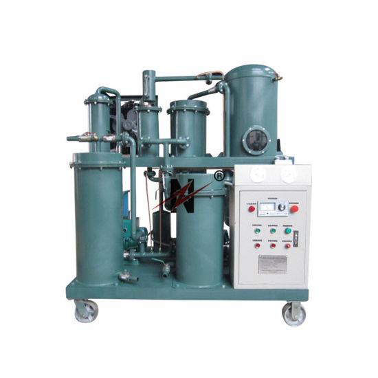 Tya Series High Vacuum Oil Purifier for Coolant Oil Purification