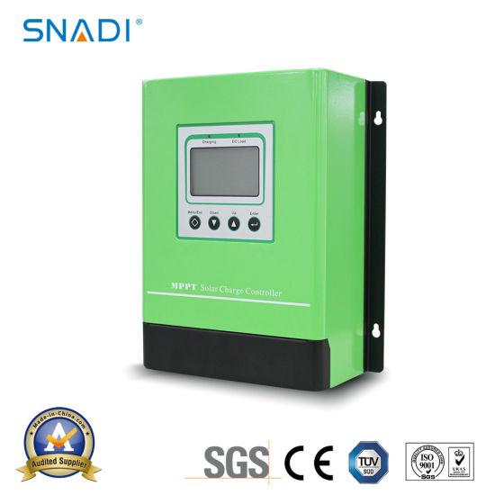 60A 12V 24V 48V Auto Identification Solar MPPT Controller