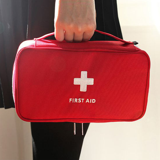 Wholesale Emergency Equipment First-Aid Kit Bags Medical Kit Custom First Aid Kit with Supplies