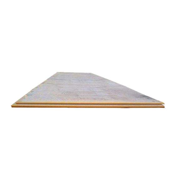 Building Materials S355j2wp Corrosion Resistant Corten Steel Plate