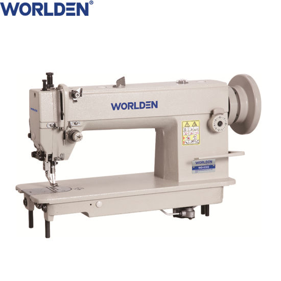 Wd-0302D Direct Drive Top and Bottom Feed Lockstitch Sewing Machine