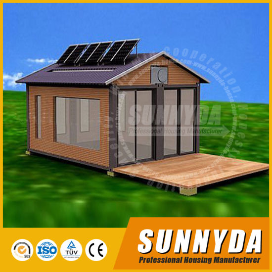 Prefabricated Modern Mobile House for Private Living pictures & photos