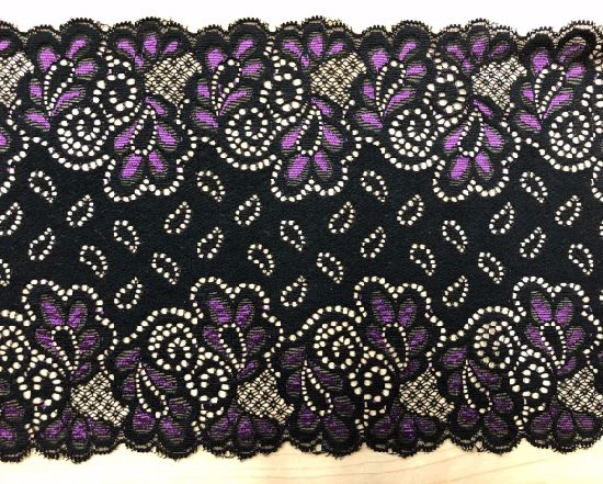 Wholesale Elastic Lace for Underwear Accessories