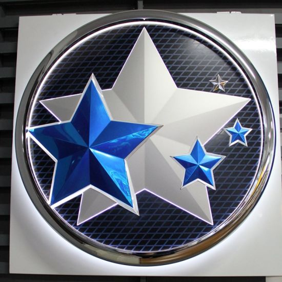 Car Logo with Their Name, High Quality Metal Logo, Car Sign pictures & photos