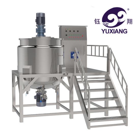 Jbj-500L Liquid Washing Homogenizer Shampoo Blender