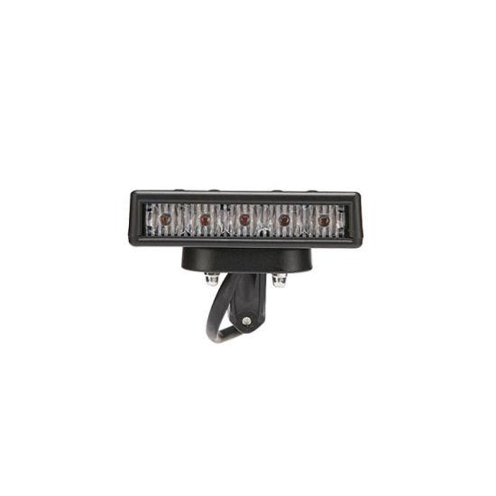 Senken Lte1595 White LED Motorcycle Front Warning Light