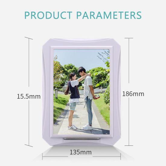 Innovative Desktop Photo Frame Shaped Wireless Charger