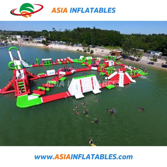 Giant Inflatable Water Park for Water Amusement Park pictures & photos