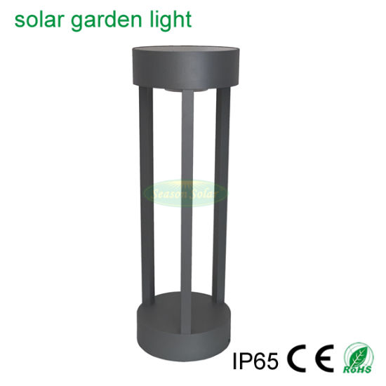 Round Style Fancy Lights Pathway Decorative Colorful LED Solar Garden Lights Outdoor Lighting