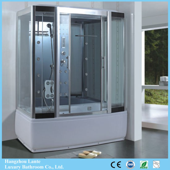 Cheap Price Eco-Friendly Rectangle Bath Steam Room (LTS-8917A)