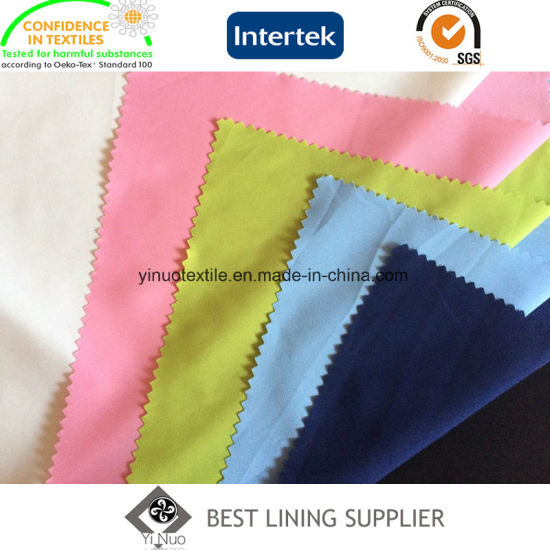 50d Mechanical Stretch Lining Fabric Coat Dress Skirt Wedding Cloth Best Lining Fabric Ready Goods