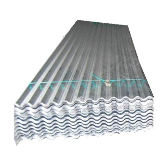 Aluzinc Corrugated Steel Roofing Galvalume Metal Roof Sheet