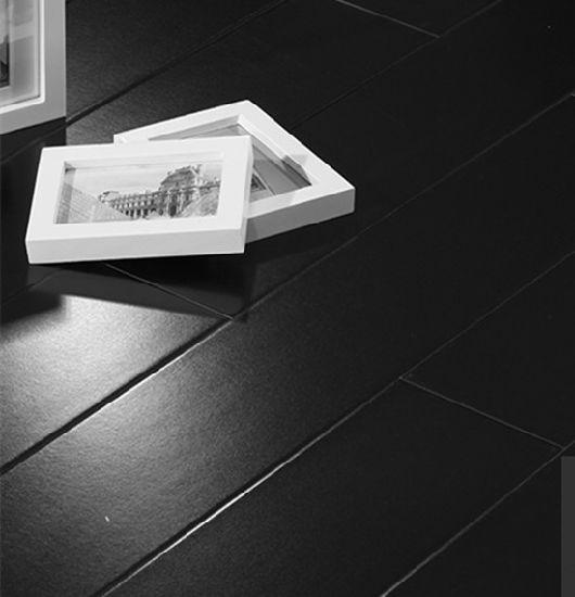 China Black Glossy Surface 8mm 12mm