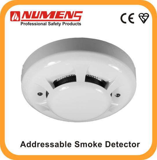 En/UL Addressable Smoke Detector