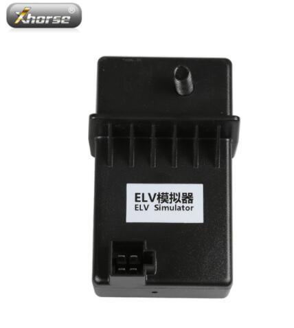Xhorse Renew ESL for Benz 204 207 212 with Vvdi MB Tool Elv Simulator for ESL Motor Replacement Locked Nec Chip