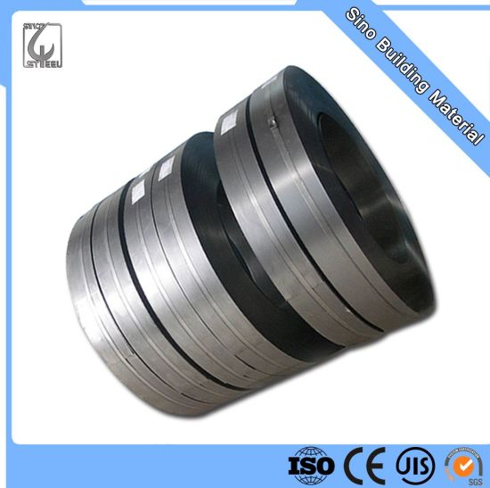 ASTM CGCC Packaging Steel Strip Pipe Making Galvanized Steel Strip pictures & photos