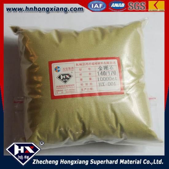 Abrasive Synthetic Diamond Powder 30/40-500/600 pictures & photos