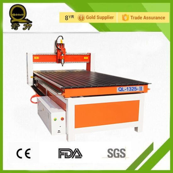 1325 CNC Machine with Stepper Motor and 3.0kw Spindle CNC Router pictures & photos