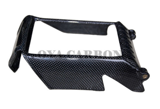 China Carbon Fiber Radiator Cover For Ducati Monster 696 China