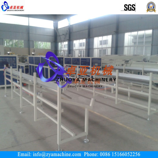 PVC Corner Bead Machine/PVC Skirting Boards Making Equipments pictures & photos