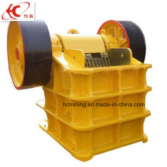 Quartz Stone Slab Crusher Hard Rock Cutting Machine pictures & photos