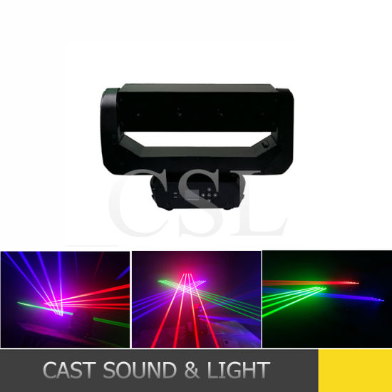 Rg Color Moving Head Laser Disco Light pictures & photos