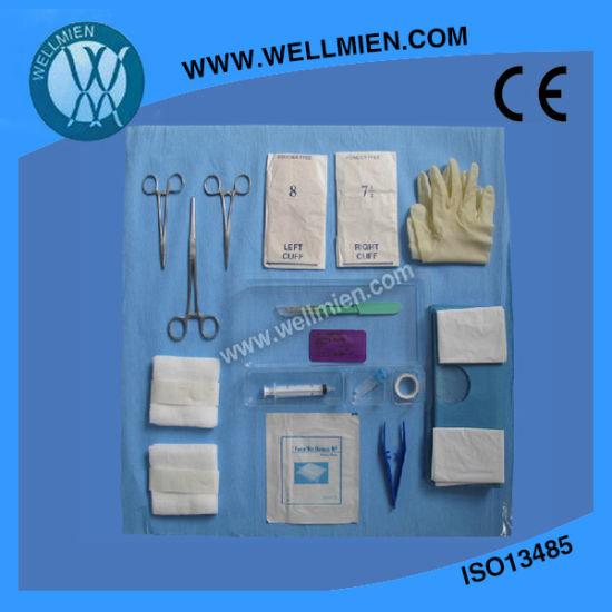 Disposable Operating Instrument Set Circumcision Pack