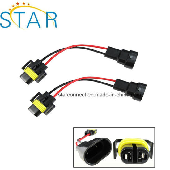 H11 H8 Wiring Harness Socket Adapter Wire Connector Cable Plug for H Wiring Harness on