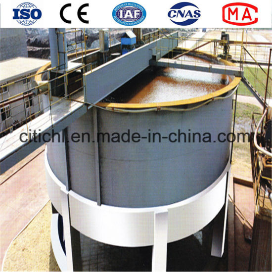 High Efficiency Gold Ore Dehydration Thickener Machine pictures & photos