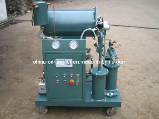 Single-Stage Vacuum Insulating Oil Purifier